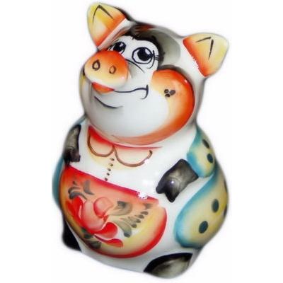 свинья цветная, 7 см