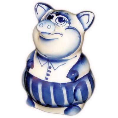 Свинья, 8 см