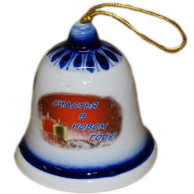 Колокольчик сувенир