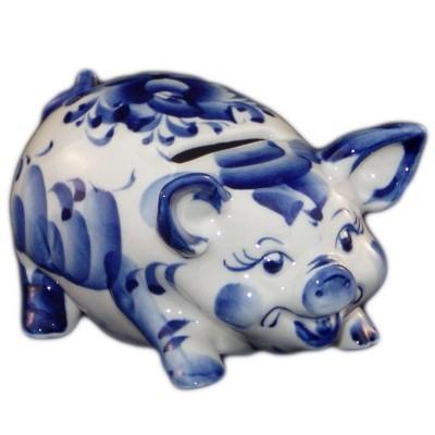 свинья-копилка 14 см.
