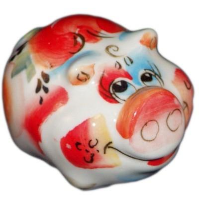 свинья 6.5 см.