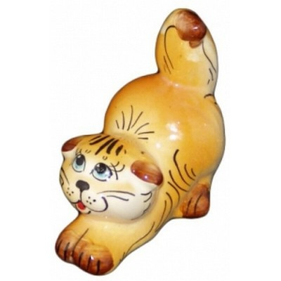 кошка цветная 8.5 см