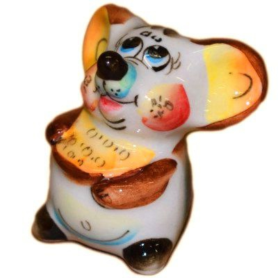 Мышонок с сыром сувенир года