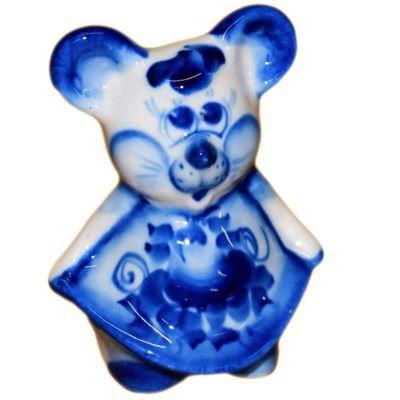 Сувенир мышка символ года