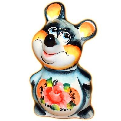 Мышка мальчик сувенир 2020
