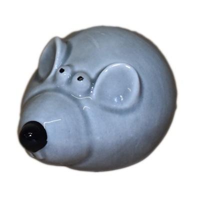 Сувенир крыса, фарфор