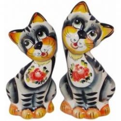 пара котов цвет 14.5 см