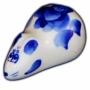 Мышь роспись гжель, 8 см